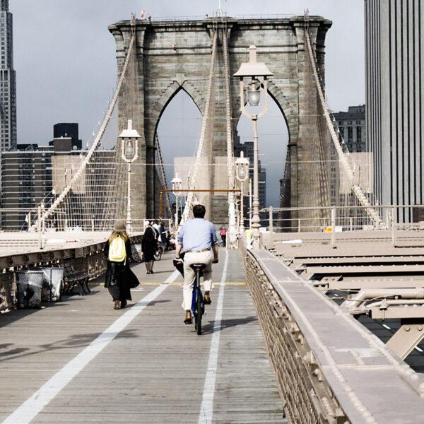 Brooklyn Bridge detail Kitchen Splashback
