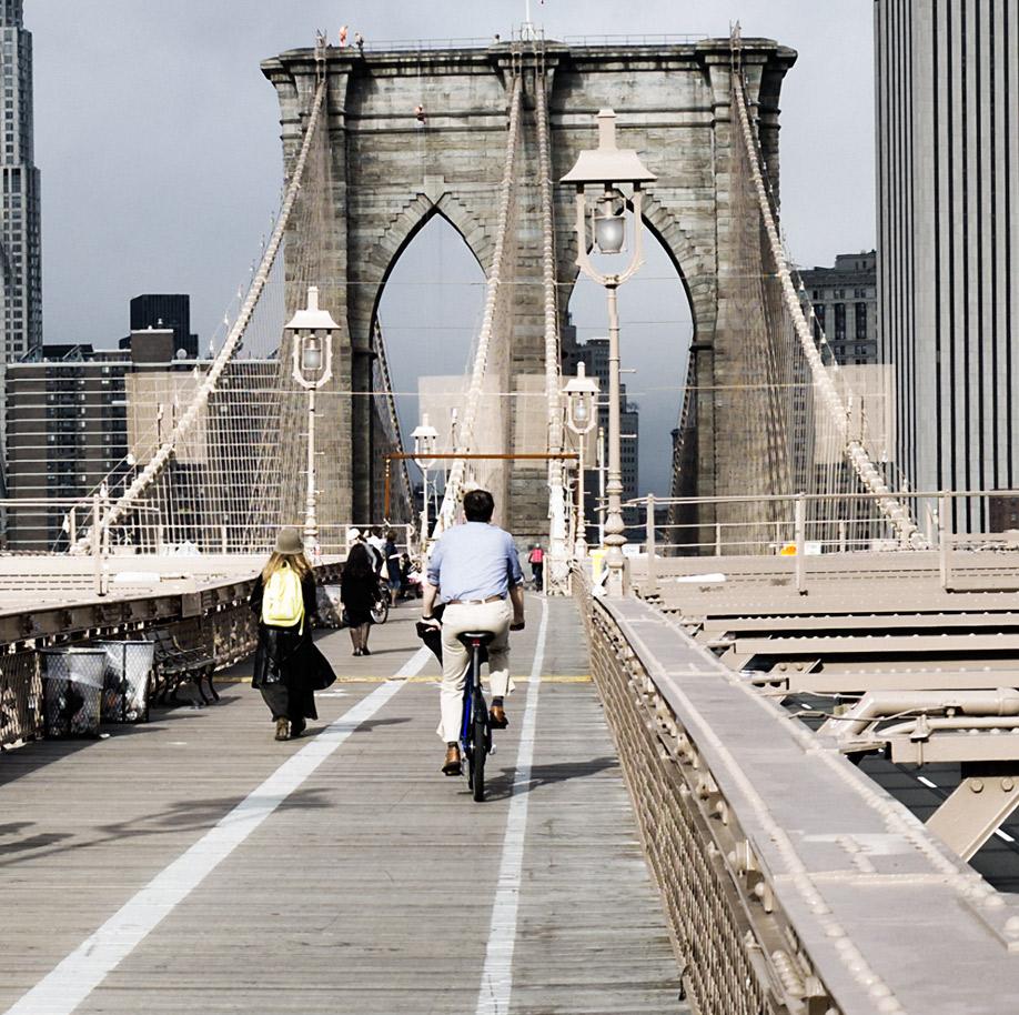 Keuken achterwand - New York - Brooklyn Bridge