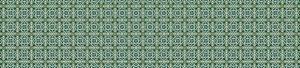 Spatwand - Groene tegels