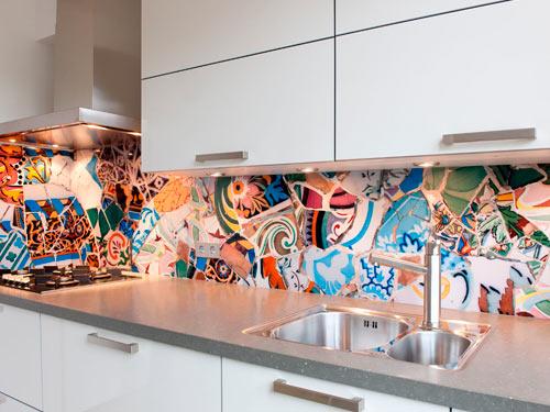 sowhatdesign  hippe  unieke keuken achterwanden, Meubels Ideeën