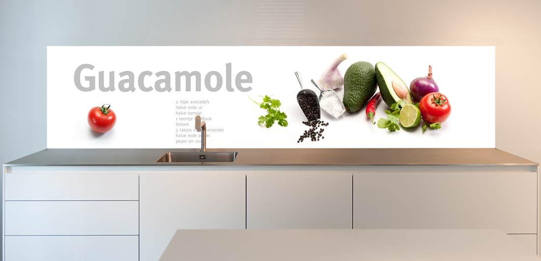 keuken spatwand