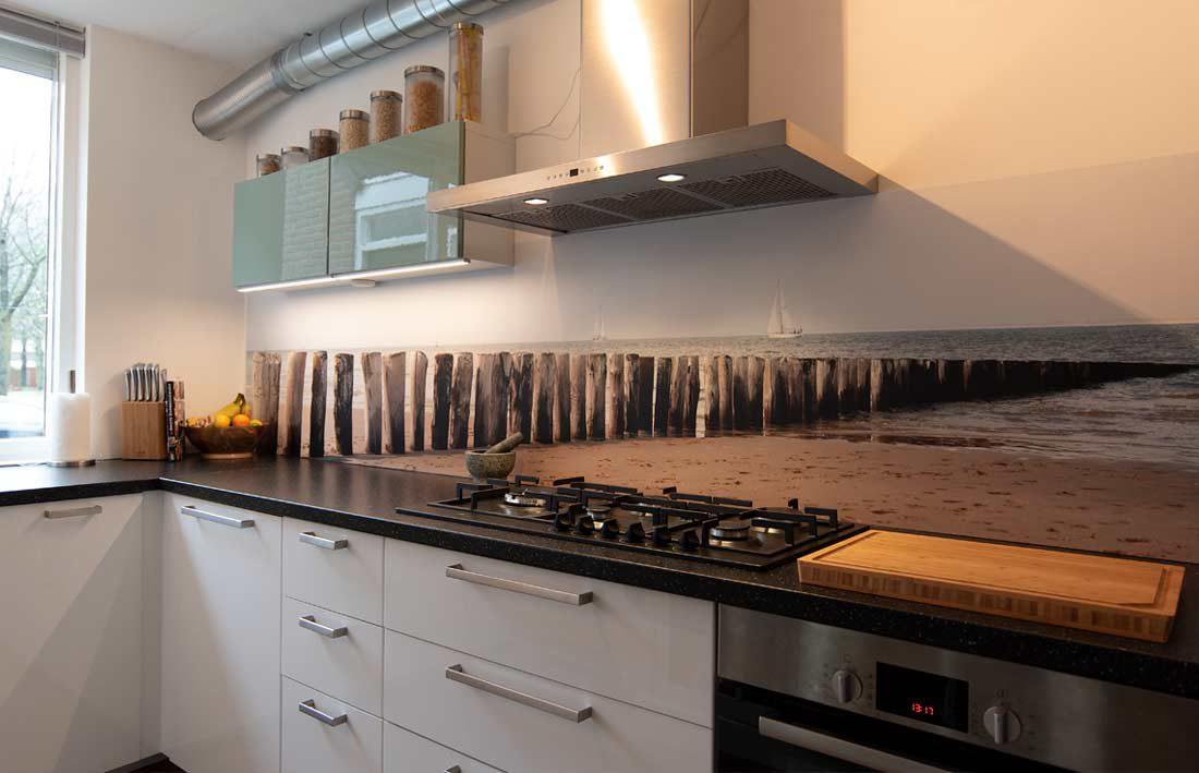 keuken achterwand breskens
