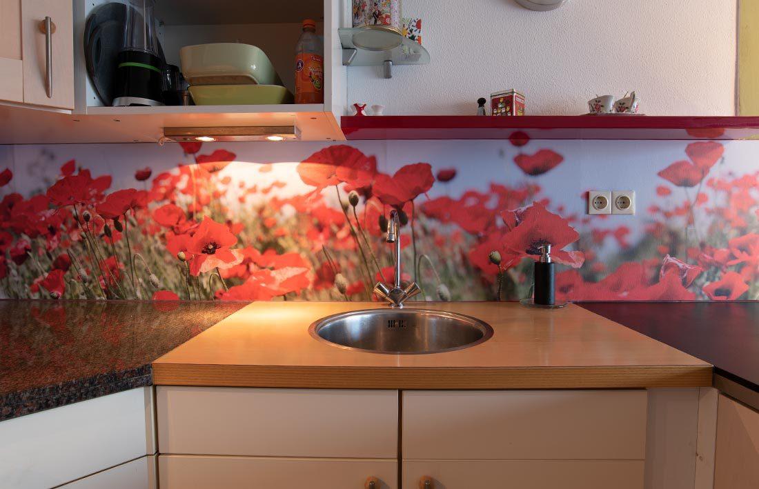 Ikea keuken achterwand