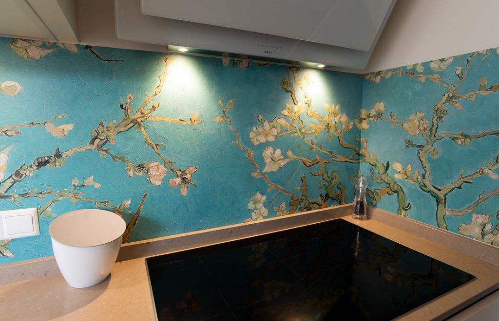 Keuken spatwand van SoWhat-design