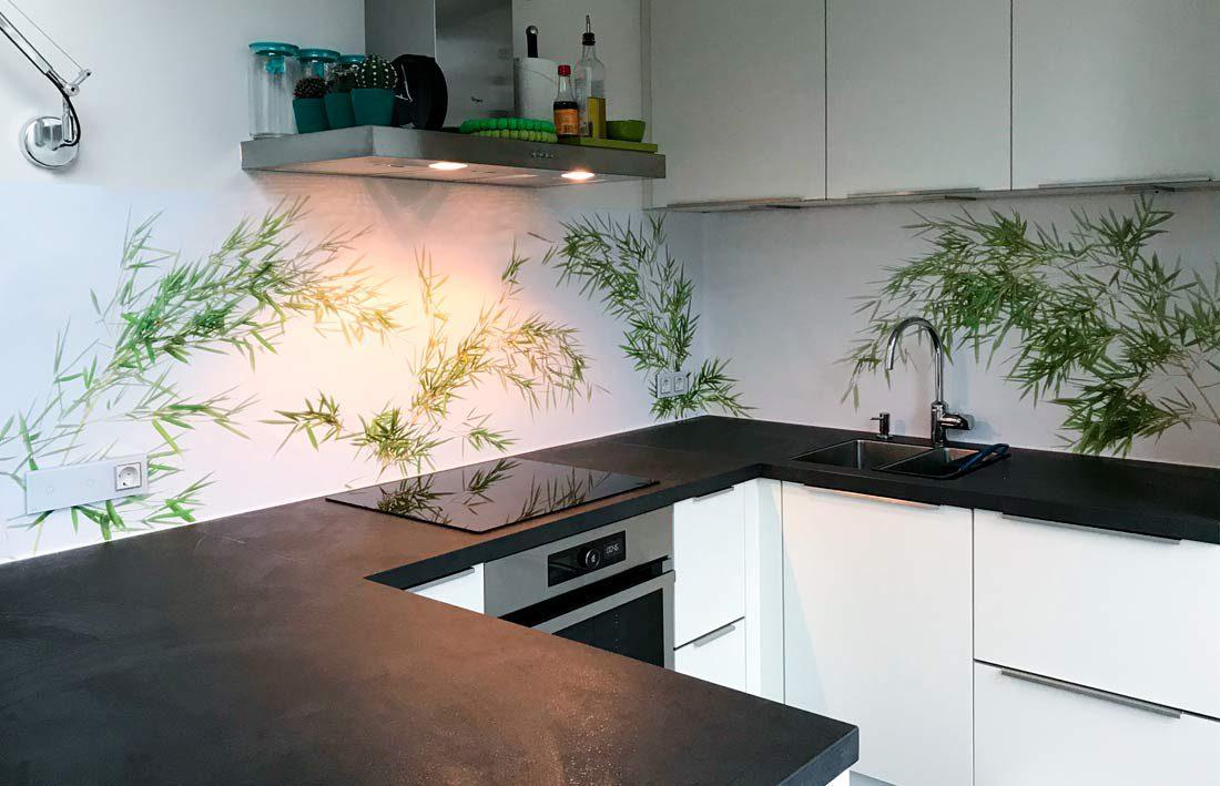 Bamboo-keuken-achterwand