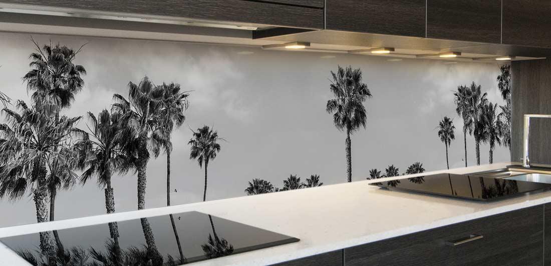 keuken achterwand Venice beach