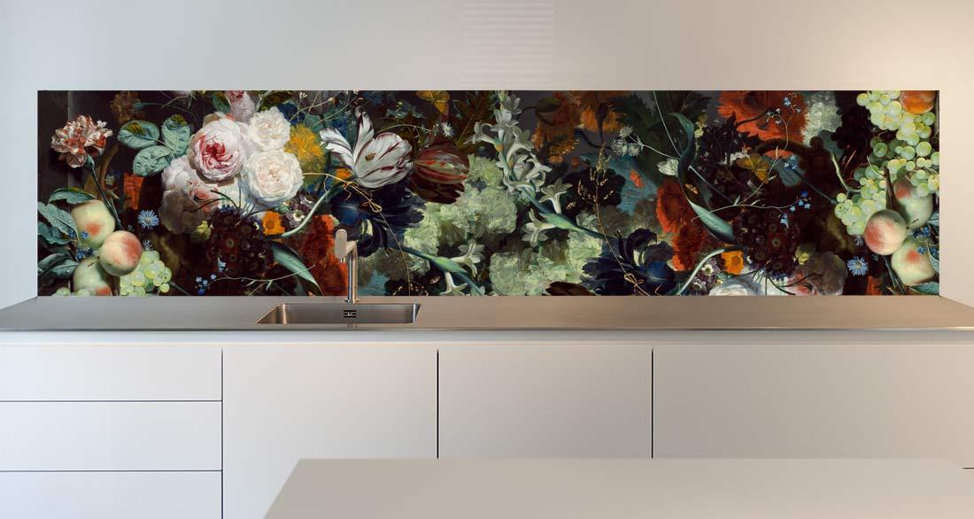 keuken-achterwand Folwers&Fruit