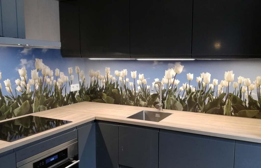 keuken-achterwand-tulpen