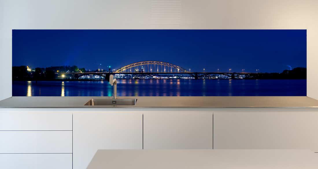 keuken behang Nijmegen