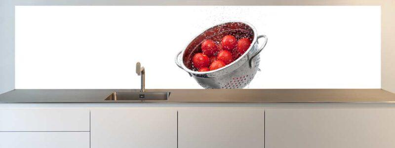keuken achterwand Tomato