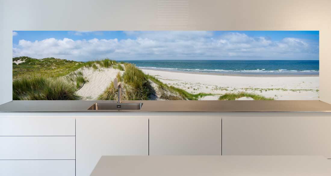 keuken-achterwand-strand
