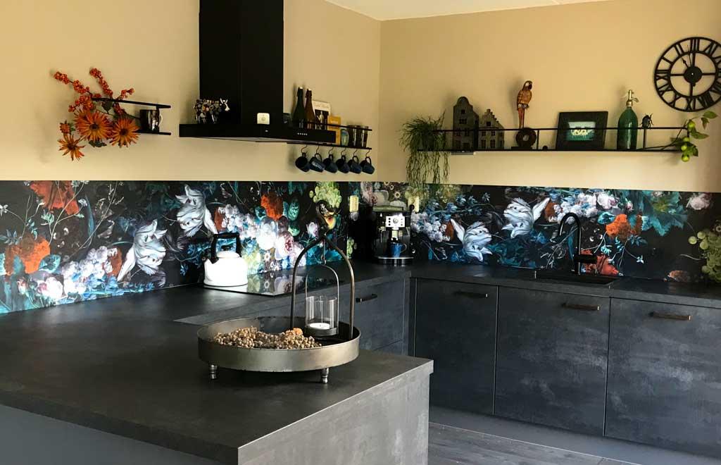 design keuken achterwand van SoWhat-design