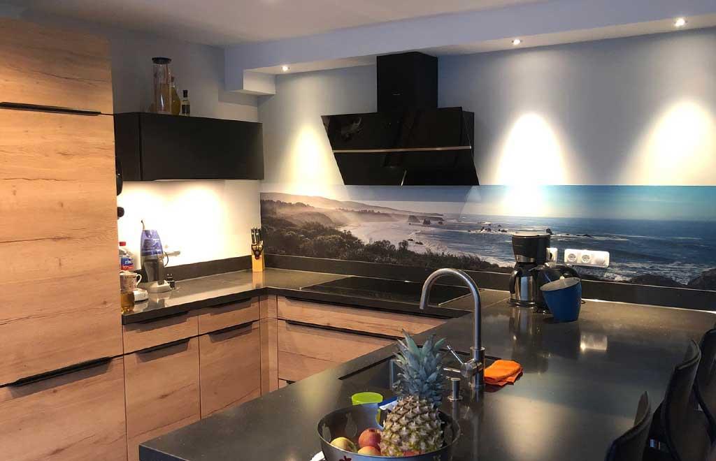 keuken achterwand met panorama van SoWhat-design