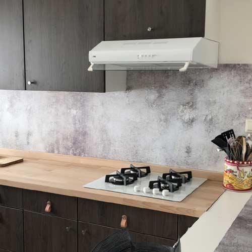 beton in je keuken achterwand